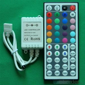 IR Remote 44 Keys RGB Controller