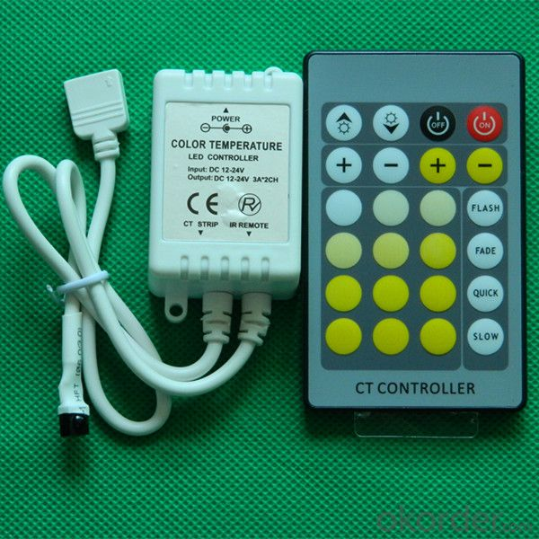 IR 24 keys Color temperature controller