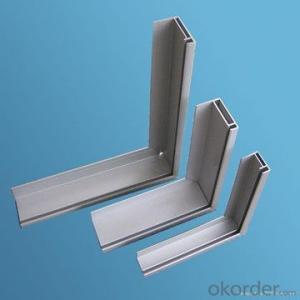 Solar aluminum alloy frame1640*992*46*48mm