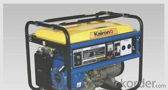 Gasoline Generator High Power 6500LH For General Purpose Application