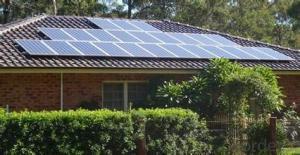 Slope Roof System - plain tile