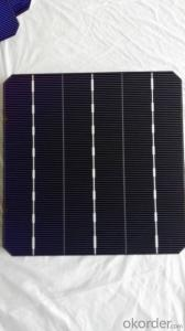 Mono Solar Cells156mm with Best Quotation Long-term Electrical Stability