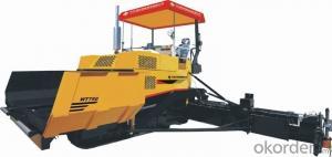 WT750 Stabilized Soil Paver