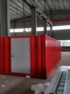 Prefab Sandwich Panel House with Good Qualtiy Made in China