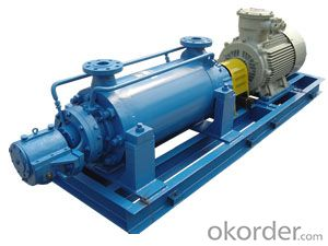 LDY type multistage centrifugal pump
