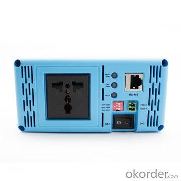 Off-Grid Pure Sine Wave Solar Inverter/Power Inverter 400W, DC 24V to AC 220V/230V SHI400-22