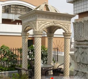 The  garden pavilion 5