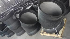 ductile cast iron fitting    ISO2531