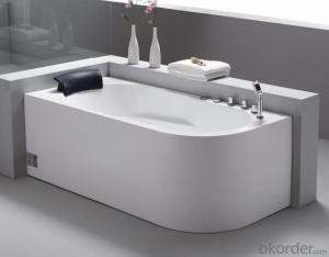 Whirlpool Bathtub in Morden Style