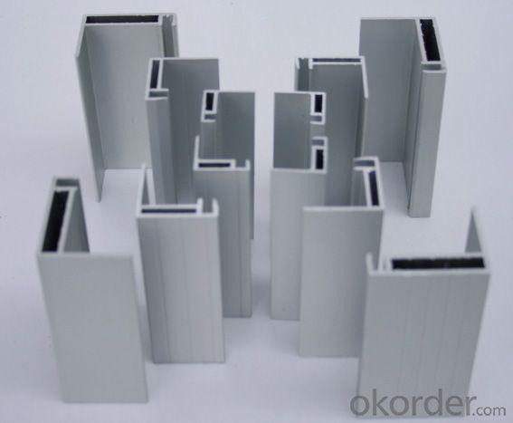 Solar aluminum alloy frame1482*670*42*35mm