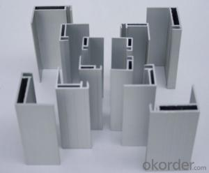 Solar aluminum alloy frame1640*992*40*35mm