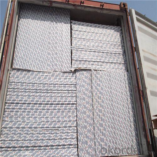 Popular Fire Resistant Gypsum Board