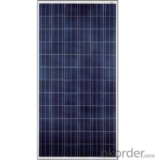 Polycrystal Solar Panel HSPV260WP-156-72P