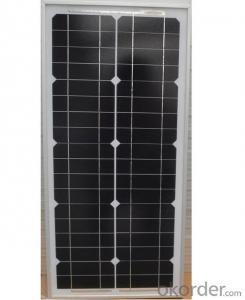Mono panel HSPV70Wp-36M