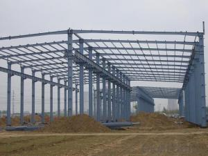 Steel structure workshop housing warehouse