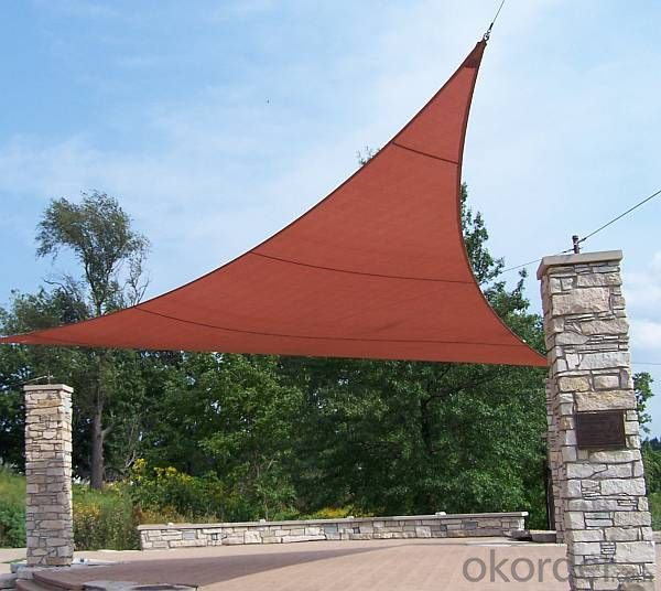 Shade Sail water-proof cloth sail  200g square