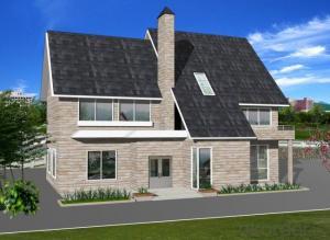 Villa of Modern Designs Prefabricated Houses