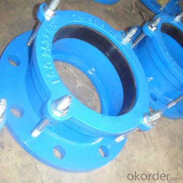 DI Flange Adaptor with Epoxy Coating