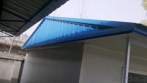 High Quality Prefabricated House