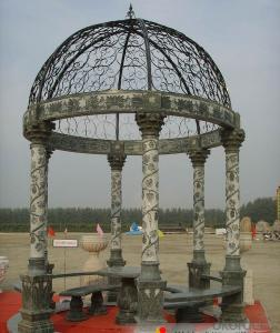 The stone garden pavilion 3
