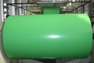 Prepained aluminum coil for vehicles,transport
