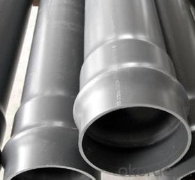 DN400mm High Impact PVC Pipe for Water Supply