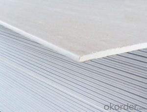 Gypsum Board in Size 2440*1220*13mm for Partition