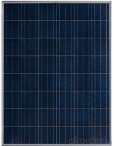 Polycrystalline Silicon Solar Modules 72Cell-310W