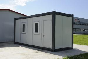 Prefabricated House of Residential Removable  Container House