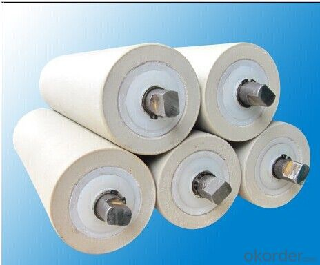 Zirconia Ceramic Roller Product