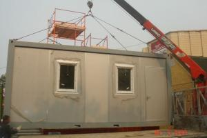 Mobile House of Light Steel Structure Container House