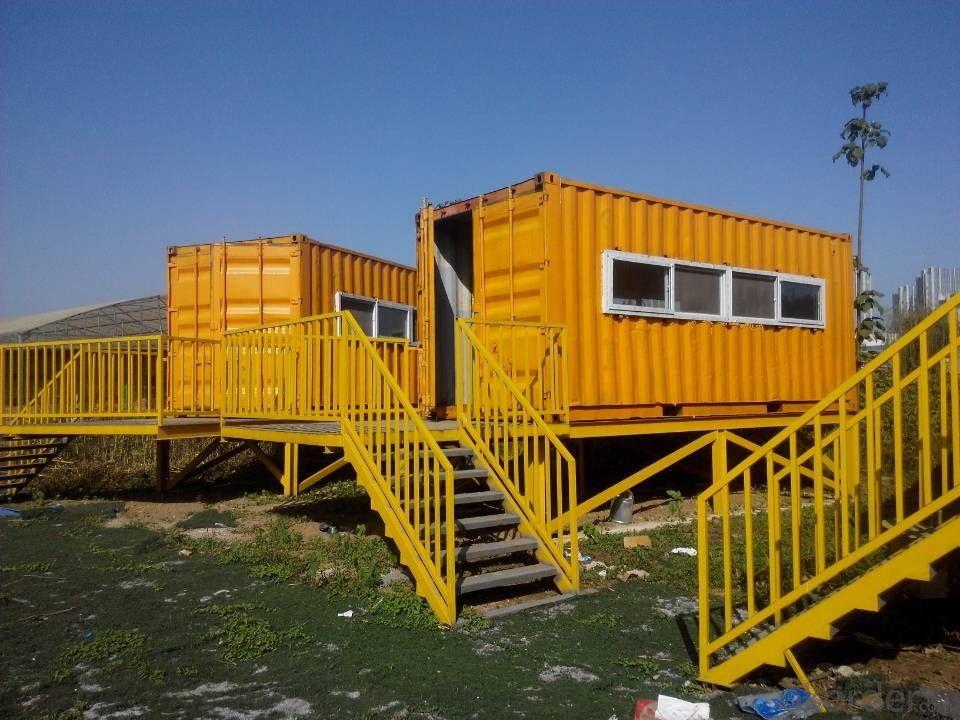 Container shipping container prefabricated houses