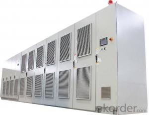High Medium Voltage Drive 3KV 250KW RMVC4000-A030/250 VFD