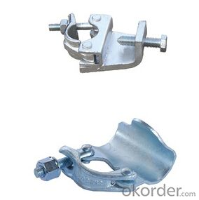 scaffolding fixed clamps couplers