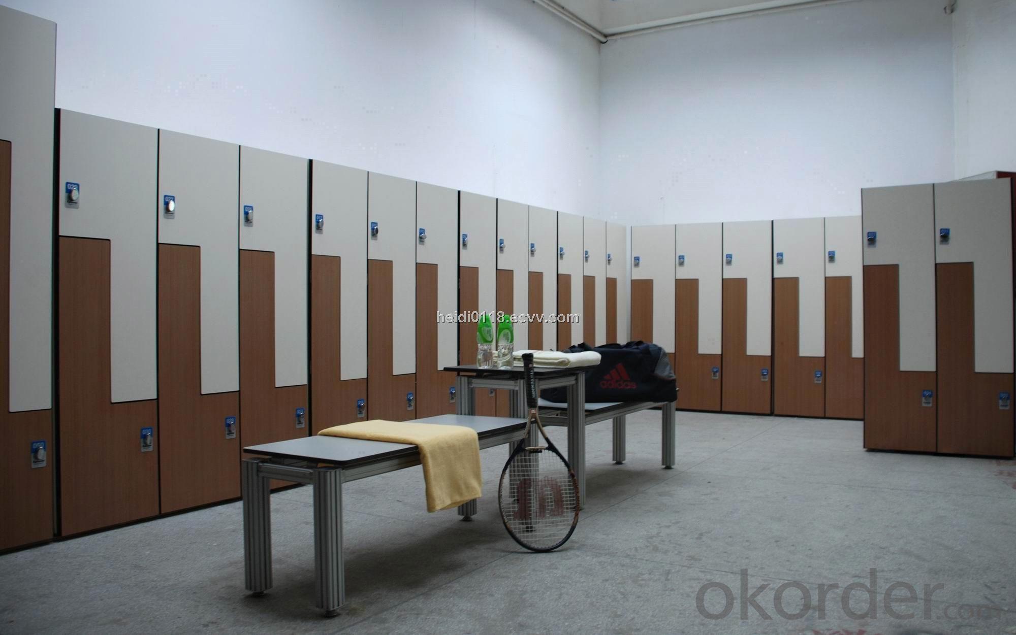 Compact Public Toilet Cubicle Laminate HPL