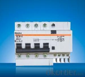 DZ47LE Earth Leakage Circuit Breaker
