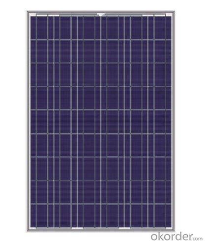 Polycrystalline silicon solar panel(CR210P-CR180P)
