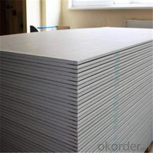 Paper-Faced Drywall Gypsum Board