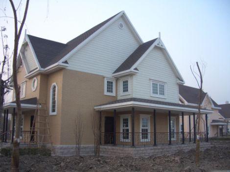 Anti-seismic Light gauge steel modular villa