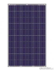 Polycrystalline Silicon Solar Panel Type CR240P-CR200P