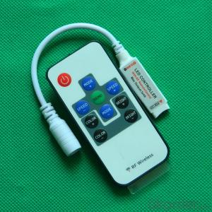 RF Mini RGB controller