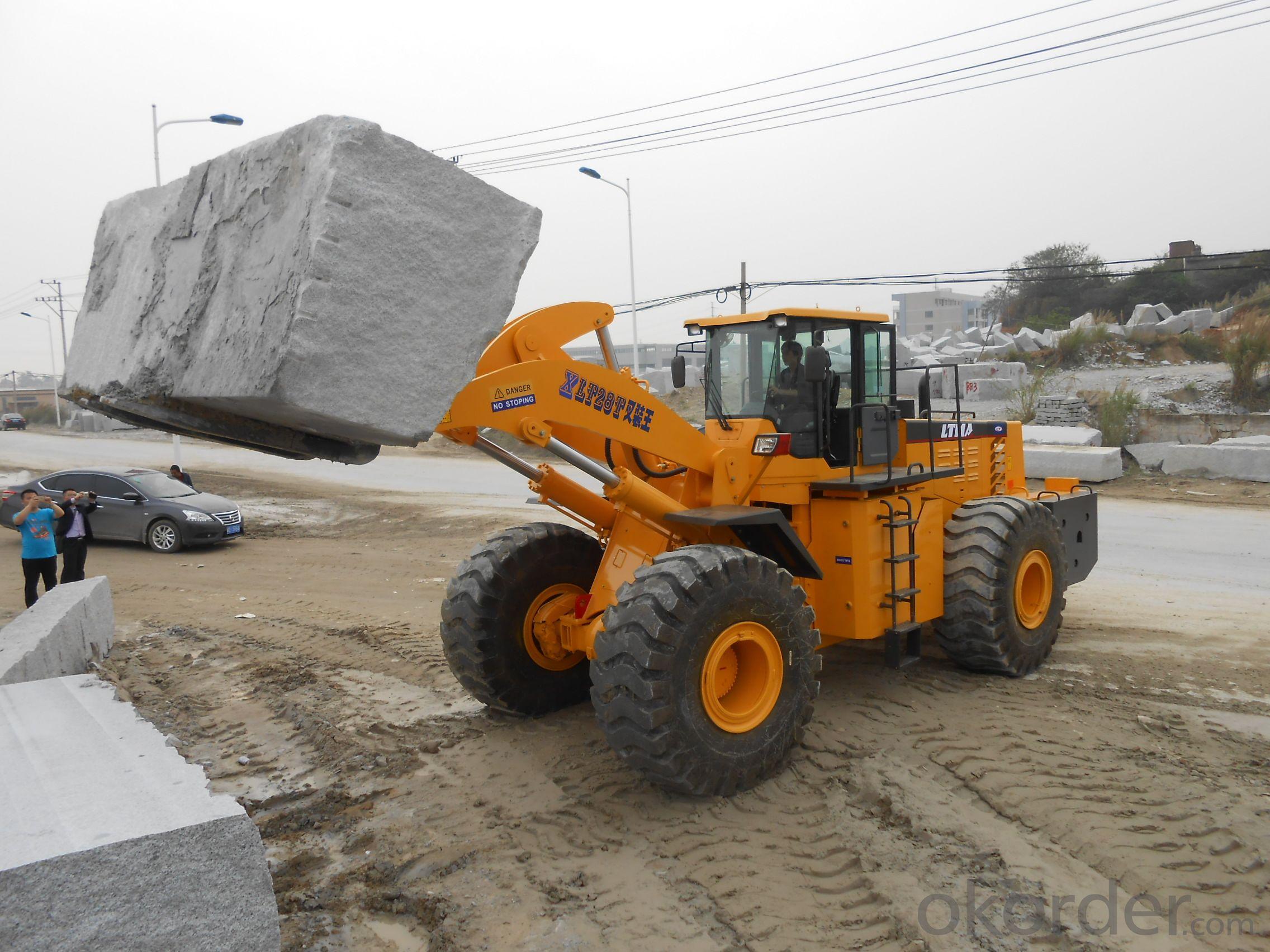 Forklift loander LTMA 28 tons