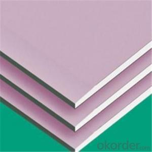 Popular Fire Resistant Gypsum Board
