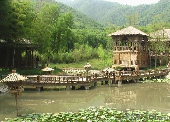 Prefab wooden House