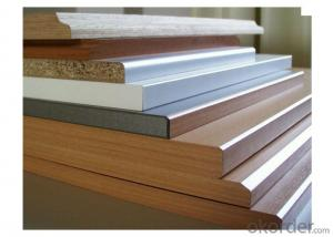 Post-form High Pressure Laminates Board Wood Grain