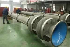 VTP Series Vertical Turbine Pump