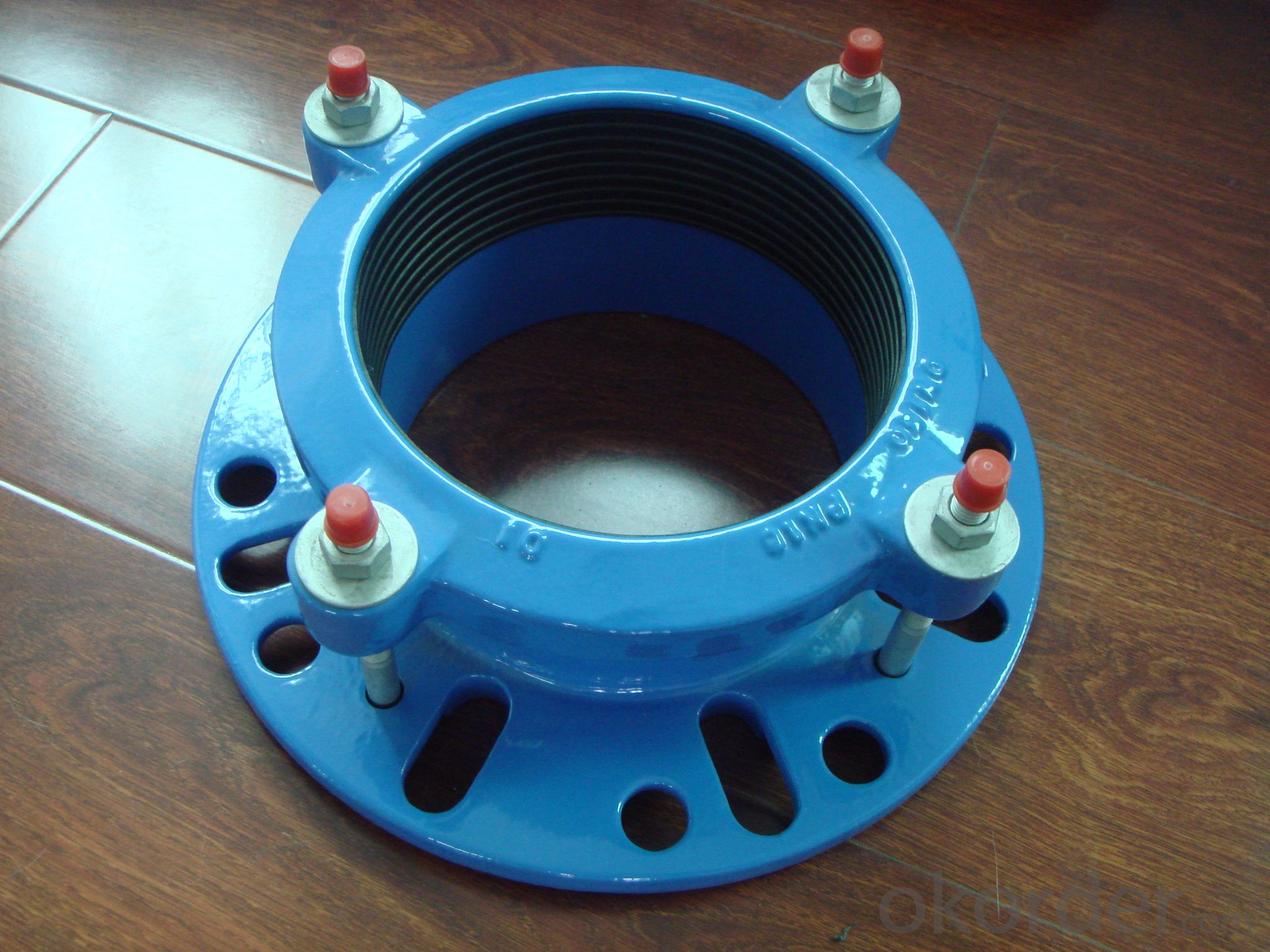 Flange Adaptor with Epoxy  Coating ISO2531