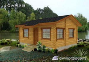 wooden house ANA008