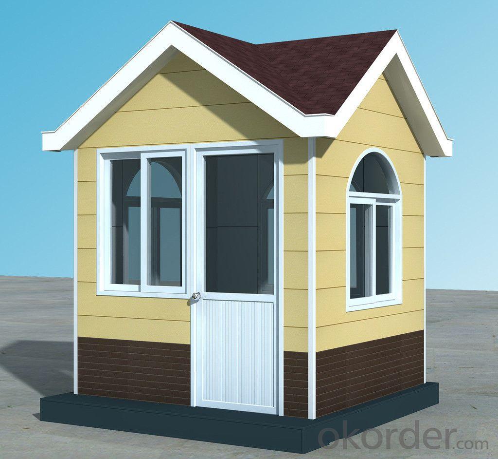 Villa Low Cost Light Steel Prefab Houses