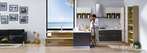 Economical and Practical Project Kitchen Cabinets Melamine